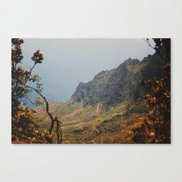 Kauai - Na Pali Canvas Print