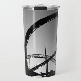 Abandoning Colossus Travel Mug