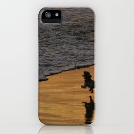 Fearless Determination, Plentiful Joy iPhone Case