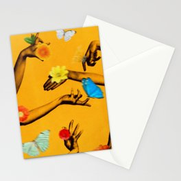 Jewels Marigold Stationery Cards