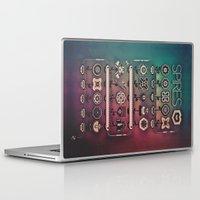 spires Laptop & iPad Skins featuring SPIRES IRRIGATION (2014) by Spires