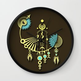 Tock Wall Clock