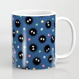 Soot Sprites (Dark Blue) Coffee Mug