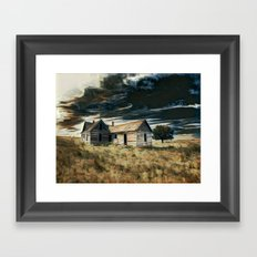 Lost in plain view Framed Art Print