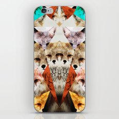 WHAT THE FOX SAY iPhone & iPod Skin