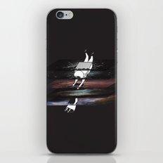 Through the Tesseract iPhone & iPod Skin