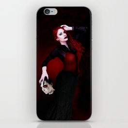 A little piece to go iPhone Skin