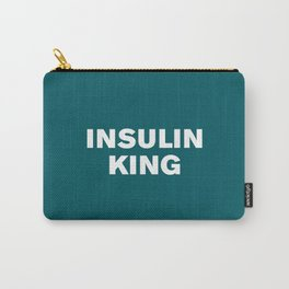 Insulin King (Shaded Spruce) Carry-All Pouch