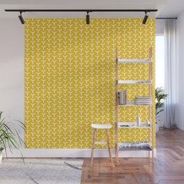 Minimalist Y (Wye) Weave Pattern Interlocking Gift Wall Mural