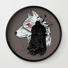 Once a Crow, Always a Crow Wall Clock
