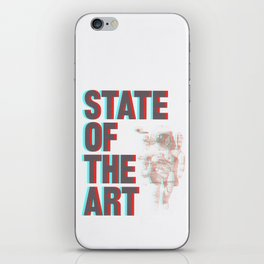 STATE OF THE ART iPhone Skin