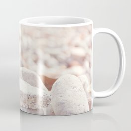 AFE Beach Rocks, Beach Photography Coffee Mug
