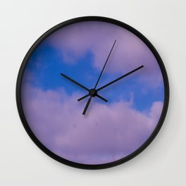 Cloud 9 Wall Clock