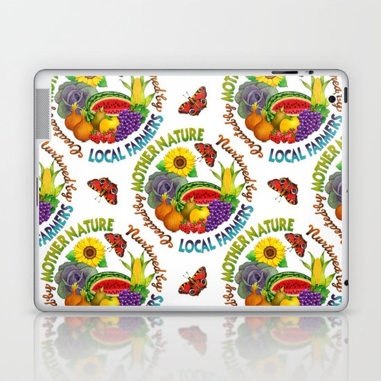 Created by Mother Nature.... Laptop & iPad Skin