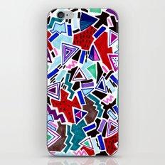 PLAY MOTIF iPhone & iPod Skin