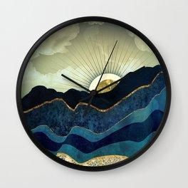 Post Eclipse Wall Clock