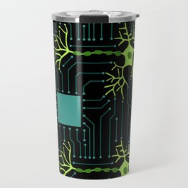 Neural Network 2 Travel Mug