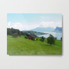 Colors of the nature Metal Print