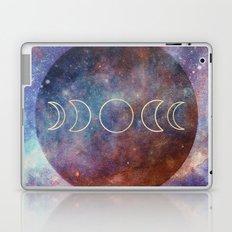 Moon Phases Rose Gold Mandala Laptop & iPad Skin