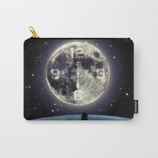 Midnight at Space Carry-All Pouch