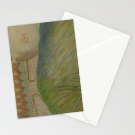 A Lingering Glance Stationery Cards