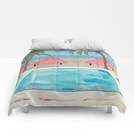 Poolside Comforters