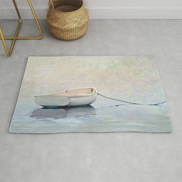 Silent Morning by the Shore Rug