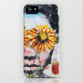 Los Arboles de Fantasia 1 iPhone Case