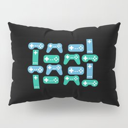 Gaming Control Tools Pillow Sham