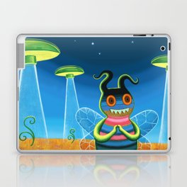 bee movie technicolor Laptop & iPad Skin