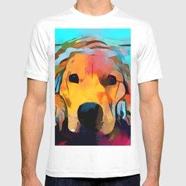 Golden Retriever 4 T-shirt