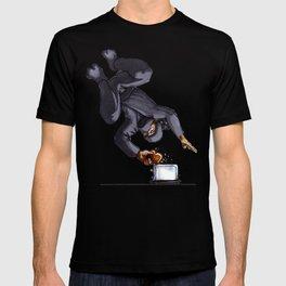 Ninja Making Toast T-shirt