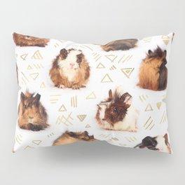 The Essential Guinea Pig Pillow Sham