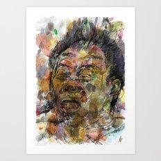 ADRALK03 Art Print