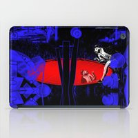 portal iPad Cases featuring Portal by Spew Jersey