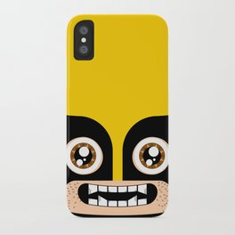 Adorable Wolverine iPhone Case