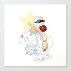 Toffee Apple Canvas Print