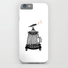 Bird Cage iPhone 6s Slim Case