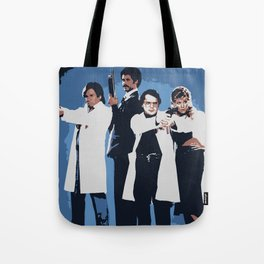 A Darkplace Garth Goes Tote Bag