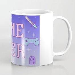 Game Over (pastel) Coffee Mug