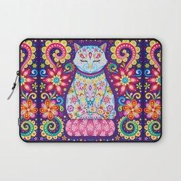 Zen Cat Laptop Sleeve