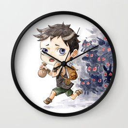 Loot Wall Clock