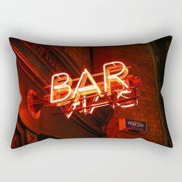 BAR (Color) Rectangular Pillow