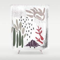 Tatu  Shower Curtain