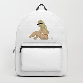 who is she Backpack