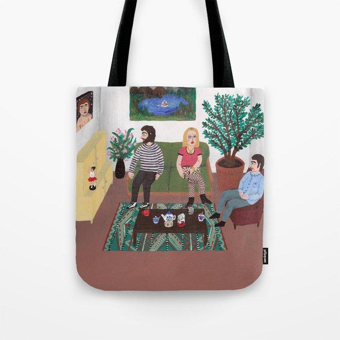 The Callgirl Tote Bag