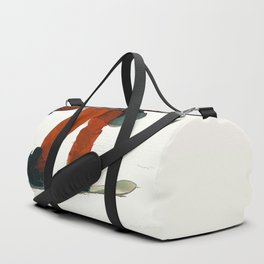 Ready to Ride! - Snowboarder Duffle Bag