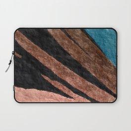 Dark Grace [2]: an abstract watercolor by Alyssa Hamilton Art Laptop Sleeve