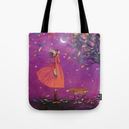 stay calm & relish the moment Tote Bag