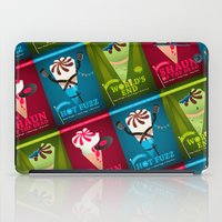 shaun of the dead iPad Cases featuring Shaun of the Dead by ellis